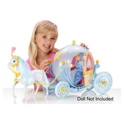 Disney Princess Fairytale Cinderella Carriage