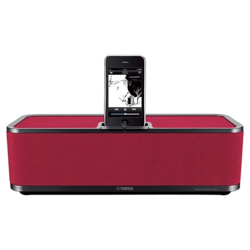 Yamaha Portable I Pod dock PDX-31red