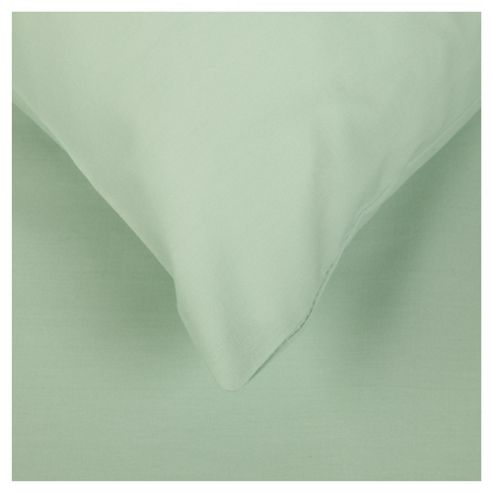 Pillowcases x4 aqua