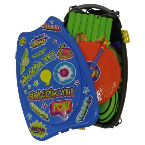 Tailball 3 In 1 Back Pack Set