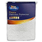 Silentnight Fleece Underblanket Mattress Protector, Single