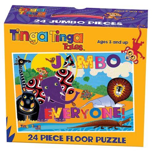 Tinga Tinga Floor Puzzle