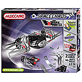 Meccano Space Chaos Dark Pirates Fighter