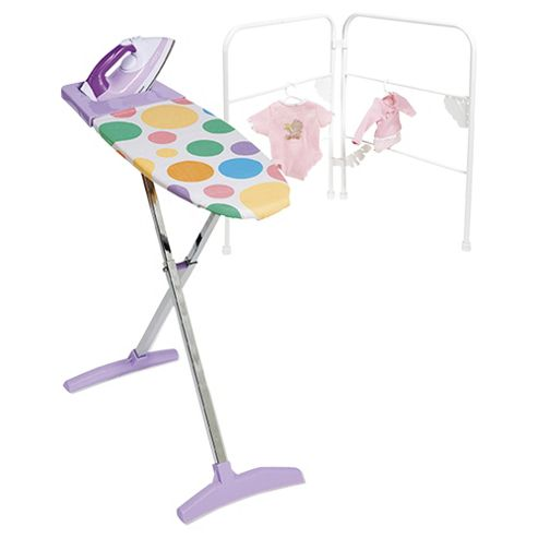 Casdon Toy Ironing Set