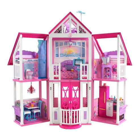 Barbie California Dream House Playset