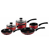 Tefal 5-Piece Bistro Cookware with Thermos