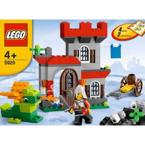 LEGO Bricks & More Knight and Castle Building Set 5929