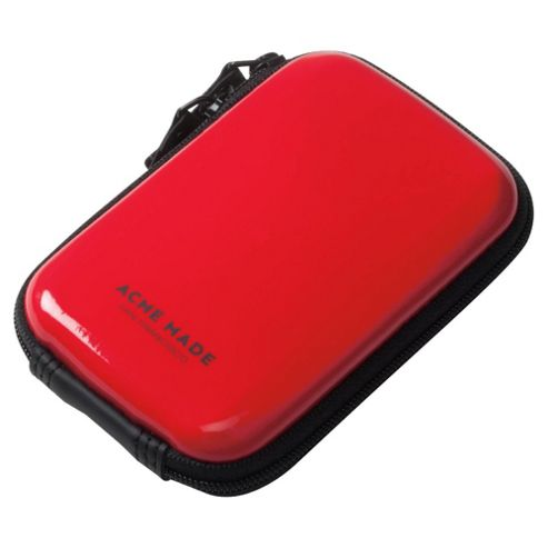 Acme Made Sleek Camera Case - Red