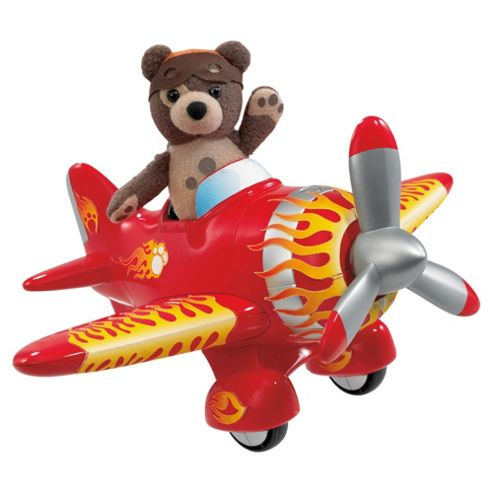 Little Charley Bear Up, Up & Away Charley Bear Soft Toy- Assortment – Colours & Styles May Vary