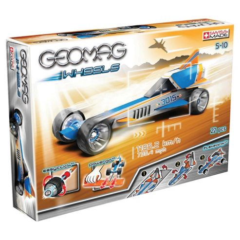 Geomag 22 Piece Drag Launcher