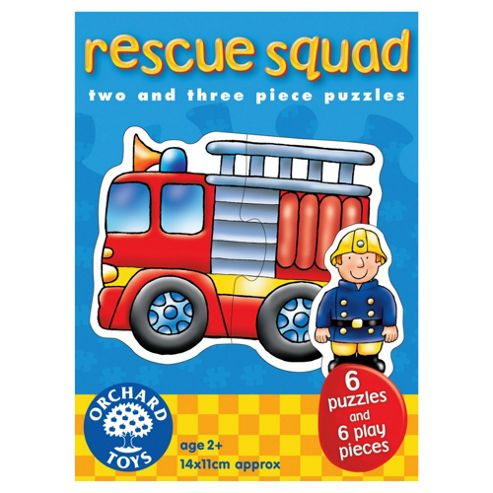 Orchard Toys Rescue Squad Jigsaw Puzzle