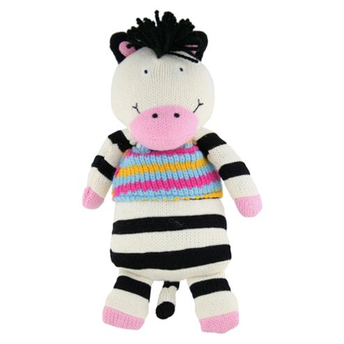 Latitude Enfant Gabin The Zebra Baby Soft Toy