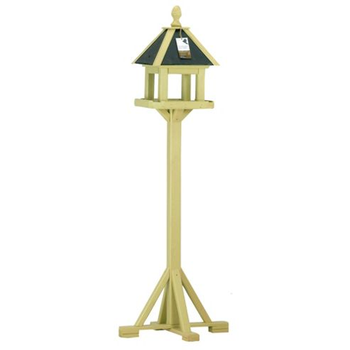 Chapelwood Hunnington bird table, country cream