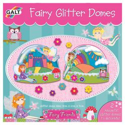Galt Fairy Friends Glitter Domes