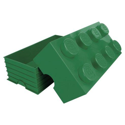 LEGO Storage Box 8 Green