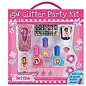 Girl Club Glitter Party Kit