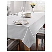 Tesco Large Table Cloth, White