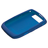 BlackBerry® Curve™ Silicone Case BlackBerry 8900 Skin Dark Blue