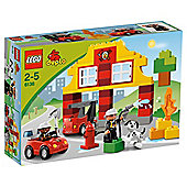 LEGO Bricks & More My First LEGO Duplo Fire Station 6138