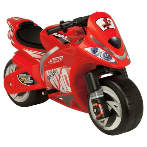 Injusa Wind 6V Ride-On Bike