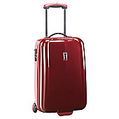 Antler Moderna 2-Wheel Hard Shell Suitcase, Red Small