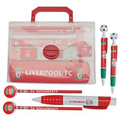 Liverpool Football Stationery Set