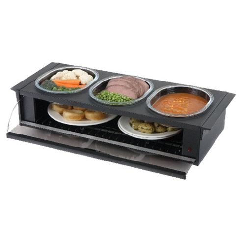 Cordon Bleu HO392BL Side Server Black