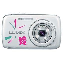 Panasonic S3 White Olympics Camera