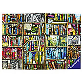 The Bizarre Bookshop, 1000 Piece Jigsaw Puzzle