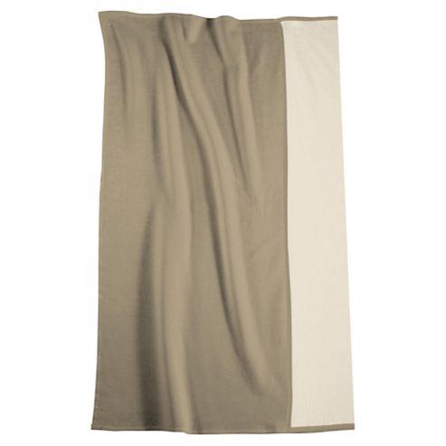 Biederlack Throw Karamell 150X200Cm