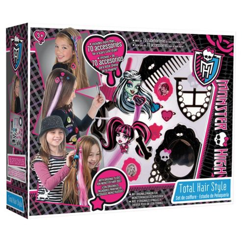Monster High - Hair Studio Multi