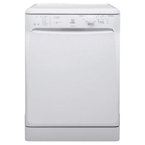 Indesit IDP147 Full Size Dishwasher White
