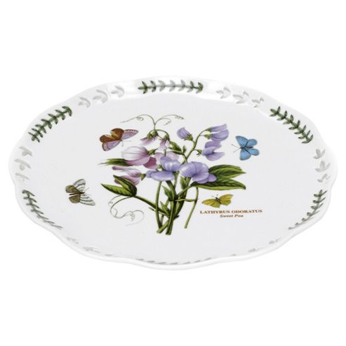 Portmeirion Botanic Garden Pierced Presentation Cake Plate
