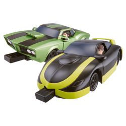 Ben 10 Alien Crash Vehicle