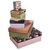 New Whatmore, Tea Time Box, 10cm x 15cm x 10cm