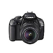 Canon EOS 1100D Digital SLR Camera (inc. 18-55 f/3.5-5.6 DC III Lens Kit)