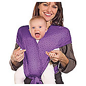 Papoozle Baby Carrier, Purple