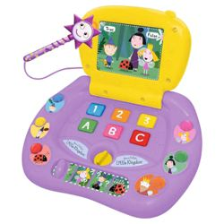 Ben & Holly's Little Kingdom Magical Laptop