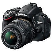 Nikon D5100 DSLR with 18-55mm VR Lens Kit