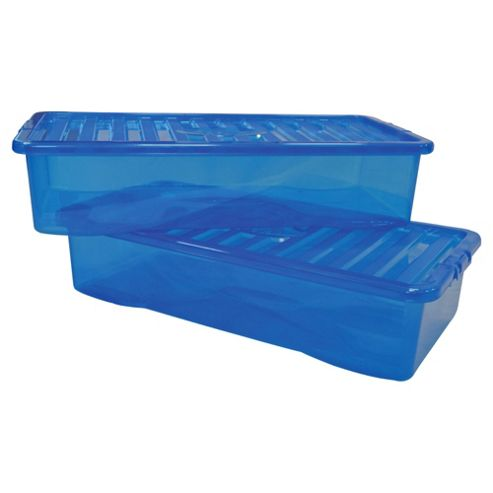 42L Box, 2 pack blue