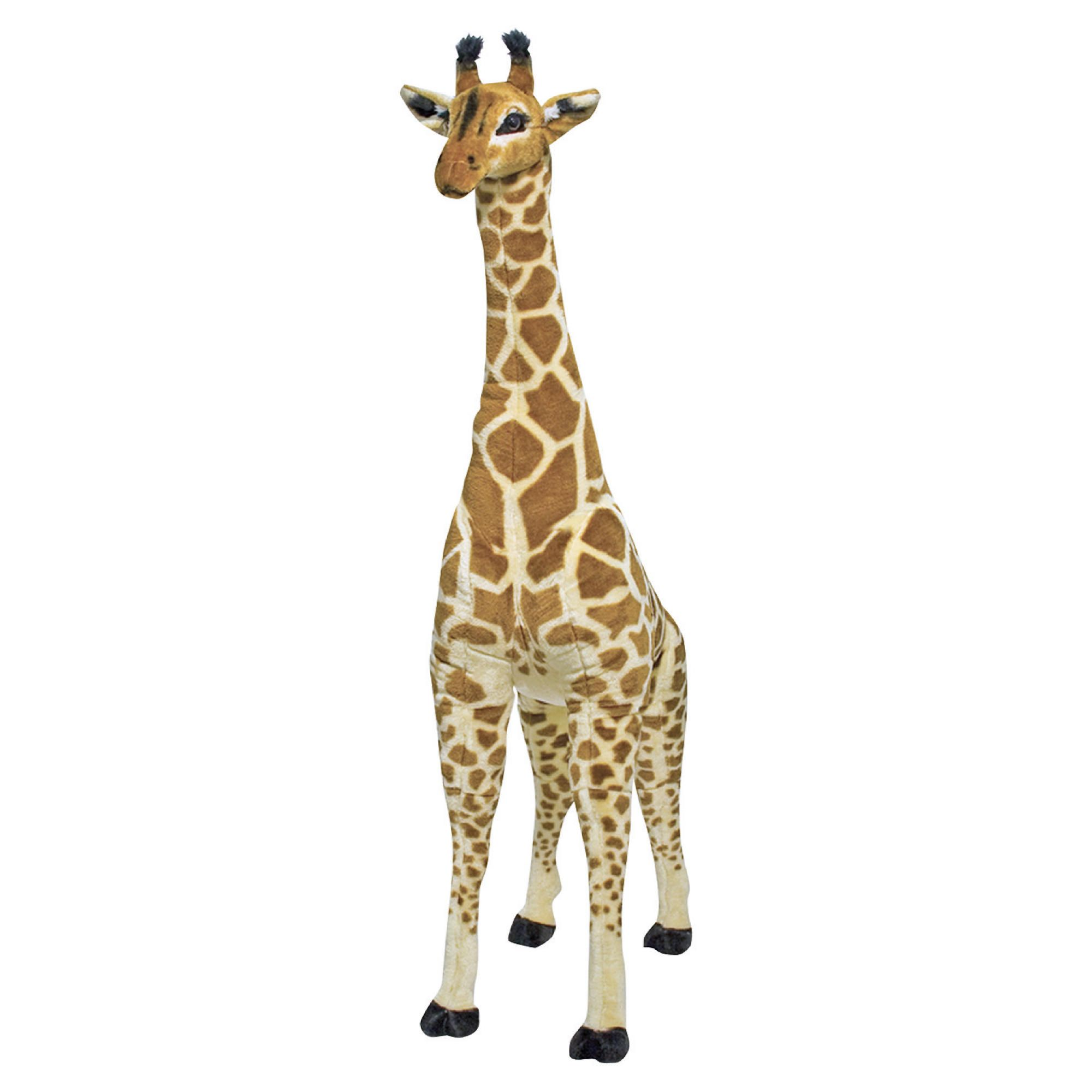 Melissa Doug Giant Giraffe Soft Toy