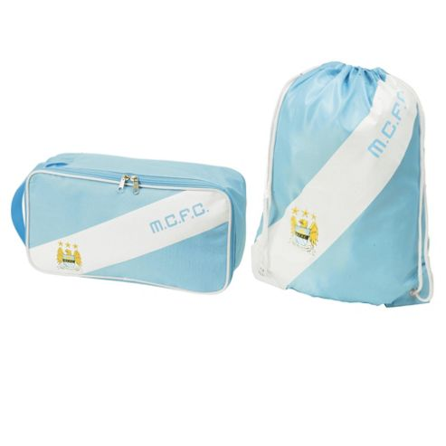 Manchester City FC Boot Bag & Gym Bag