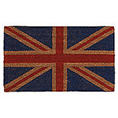 Tesco Union Jack 100% Coir Outdoor Mat 75x45cm