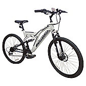 "Muddyfox Charge 26"" Dual Suspension Adult Mountain Bike – Men's"