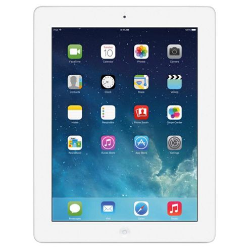 iPad 2 16GB Wi-Fi White Tablet