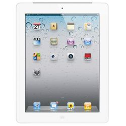 Apple iPad 2 16GB Wi-Fi White Tablet