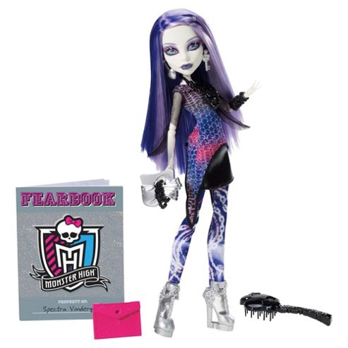 Monster High Doll Spectra Vondergeist