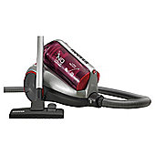 Hoover TTU1510 Red Turbo Power Bagless Cylinder Vacuum Cleaner