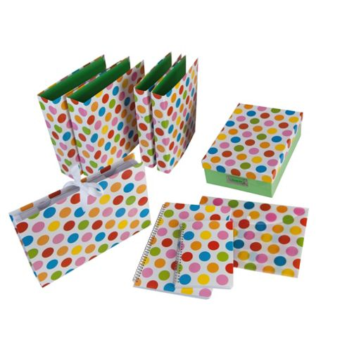 Spots Stationery Collection