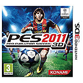 Pes 2011 - Pro Evolution Soccer 3D (3DS)